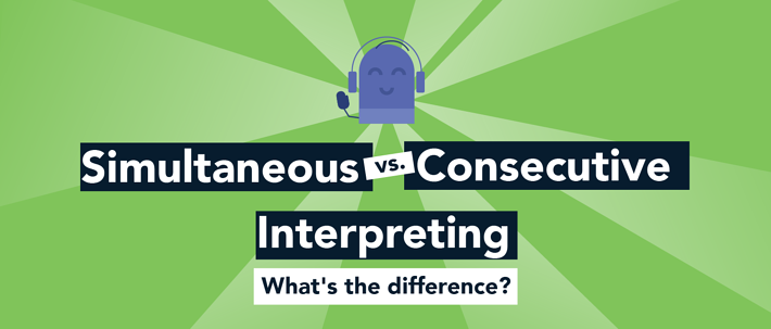 What Is Consecutive & Simultaneous Interpretation?